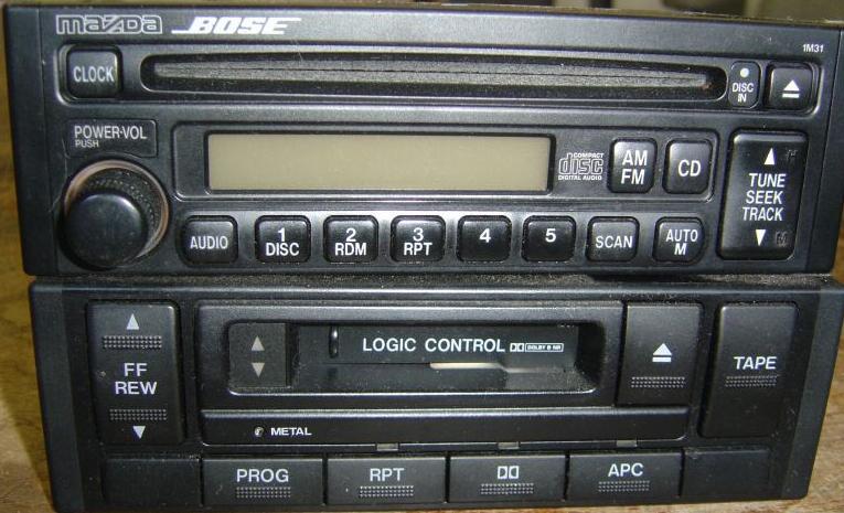 2003 Mazda Miata Bose Radio wiring diagrams image free