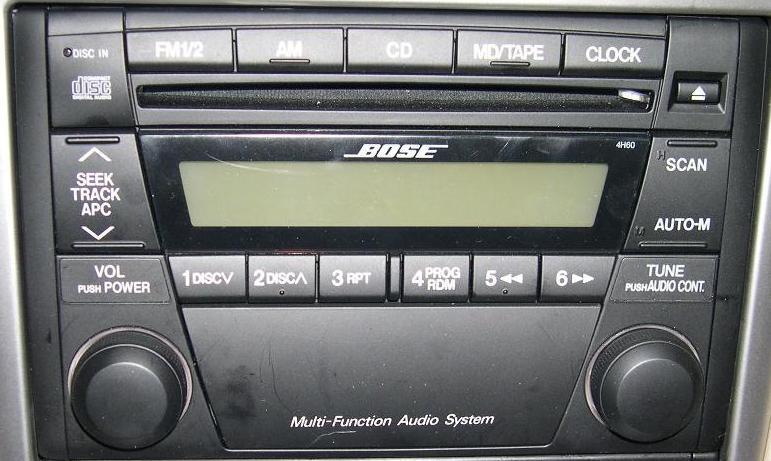 Miata Audio Pinoutsrhmazdaspeed: 2004 Mazda Miata Bose Wiring Diagram At Gmaili.net